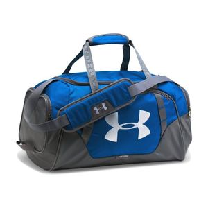 Under Armour Undeniable 3.0 Small Torba Niebieski Szary obraz