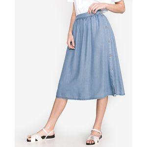 Vero Moda Mia Spódnica Niebieski obraz