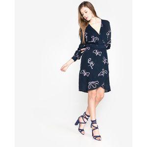 SELECTED Haven Sukienka Niebieski obraz