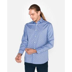 SELECTED Regpen Koszula Niebieski obraz