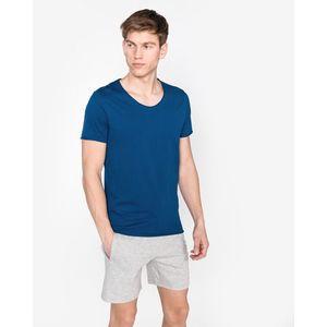 SELECTED New Merce Koszulka Niebieski obraz