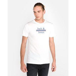 Jack & Jones Art Koszulka Biały obraz