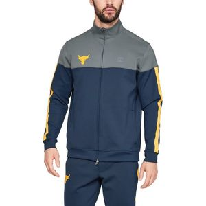Under Armour Project Rock Bluza Niebieski obraz