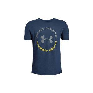 Under Armour Sport Koszulka dziecięce Niebieski obraz