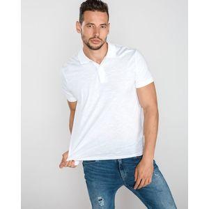 GAS Ramin Polo Koszulka Biały obraz