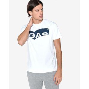 GAS Shiro/R Koszulka Biały obraz