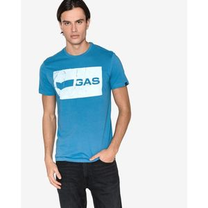GAS Scuba/S Koszulka Niebieski obraz