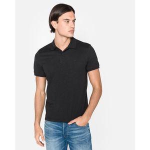 GAS Ramin Polo Koszulka Czarny obraz