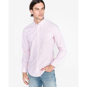 GAS Flix Koszula Różowy Biały obraz