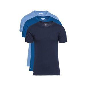 Lacoste 3-pack Dolna koszulka Niebieski obraz