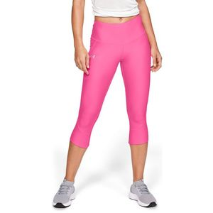 Under Armour Fly Fast Legginsy Różowy obraz
