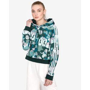 adidas Originals Bluza Niebieski Zielony obraz