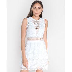 Guess Gen Sukienka Biały obraz