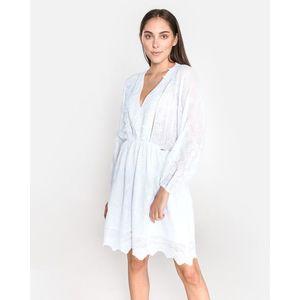 Guess Sandy Sukienka Biały obraz