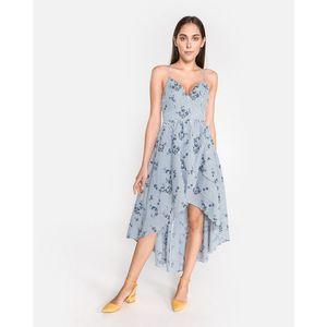 Guess Nellie Sukienka Niebieski obraz