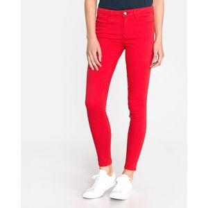 Guess Spodnie Czerwony obraz