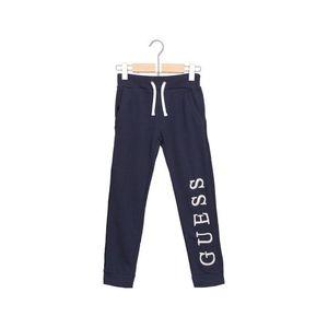 Guess Spodnie dresowe dziecięce Niebieski obraz