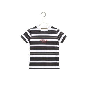 Guess Koszulka dziecięce Czarny obraz