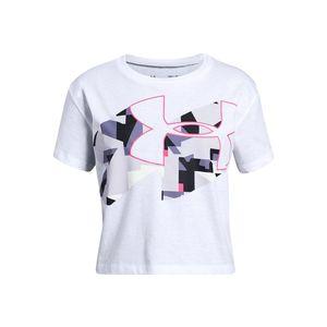 Under Armour Koszulka dziecięce Biały obraz