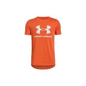 Under Armour Sportstyle Koszulka dziecięce Pomarańczowy obraz