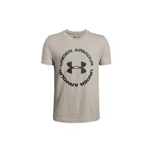 Under Armour Sport Koszulka dziecięce Biały obraz