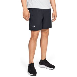 Under Armour Launch SW 2-in-1 Szorty Czarny obraz