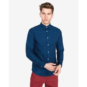 SELECTED Moonie Koszula Niebieski obraz