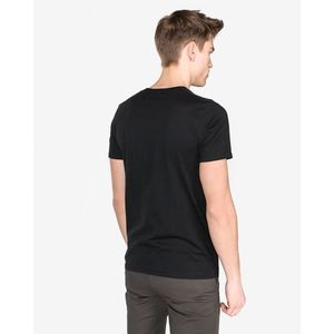 SELECTED Koszulka Czarny obraz