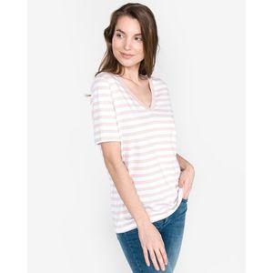 SELECTED Standard Koszulka Biały Beżowy obraz