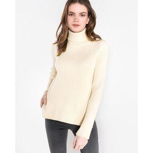 SELECTED Pinna Sweter Żółty Beżowy obraz