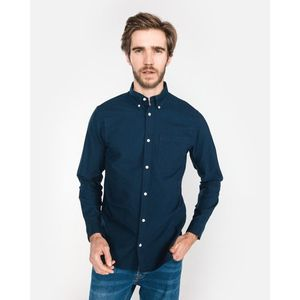 Jack & Jones Oxford Koszula Niebieski obraz
