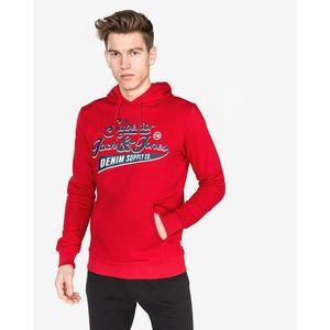 Jack & Jones Bluza Czerwony obraz