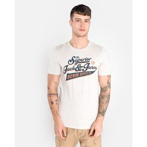 Jack & Jones Koszulka Beżowy obraz