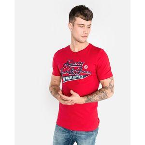 Jack & Jones Koszulka Czerwony obraz