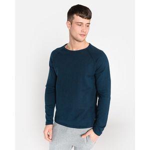 Jack & Jones Union Sweter Niebieski obraz