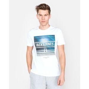 Jack & Jones Spring Feel Koszulka Biały obraz