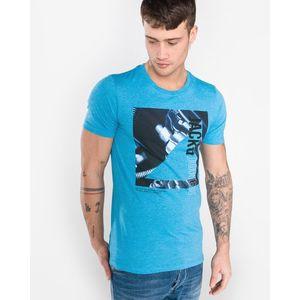 Jack & Jones Spring Feel Koszulka Niebieski obraz
