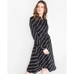 Vero Moda Lisa Sukienka Czarny obraz