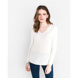 Vero Moda Lex Sweter Biały obraz