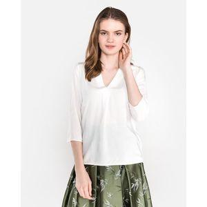 Vero Moda Boca Bluzka Biały obraz