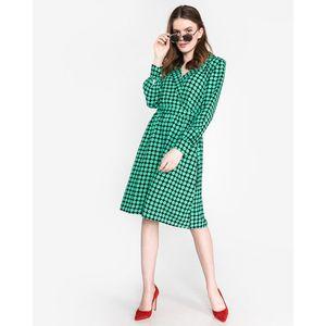 Vero Moda Sarah Sukienka Zielony obraz