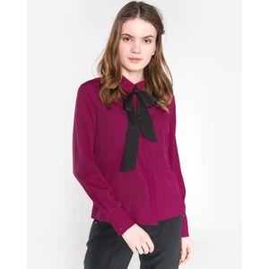Vero Moda Viola Nicky Bluzka Różowy Fioletowy obraz