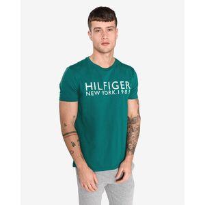 Tommy Hilfiger Koszulka do spania Zielony obraz