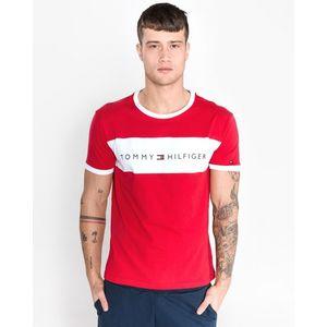 Tommy Hilfiger Koszulka do spania Czerwony obraz
