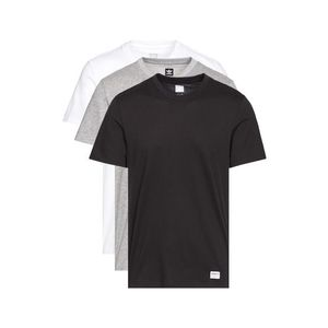 adidas Originals 3-pack Koszulka Czarny Biały Szary obraz