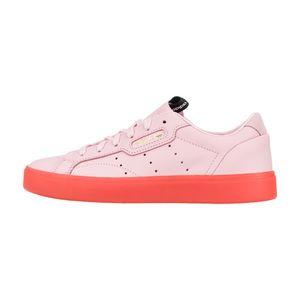 adidas Originals Sleek Tenisówki Różowy Beżowy obraz
