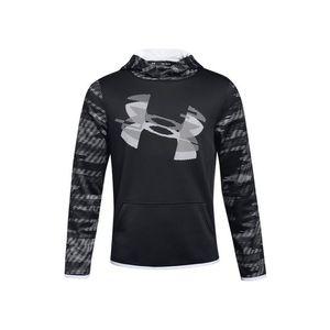 Under Armour Fleece® Bluza dziecięca Czarny obraz