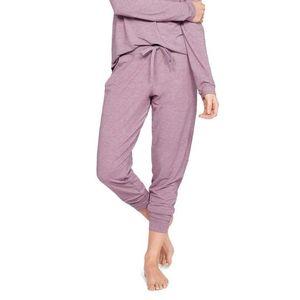 Under Armour Athlete Recovery Sleepwear™ Spodnie do spania Różowy Fioletowy obraz