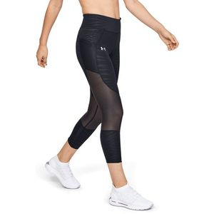 Under Armour Speedpocket Legginsy Czarny obraz