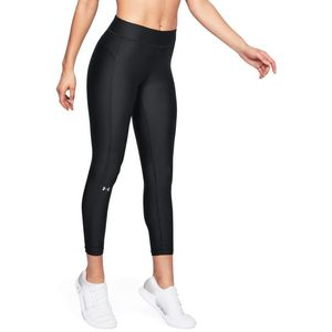 Under Armour HeatGear® Legginsy Czarny obraz